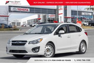 Used 2012 Subaru Impreza for sale in Toronto, ON