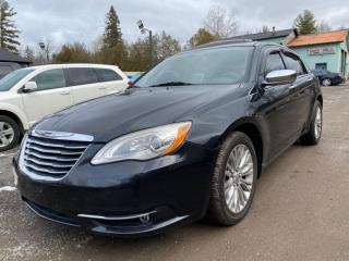 Used 2011 Chrysler 200 4dr Sdn Limited for sale in Gwillimbury, ON