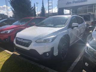 New 2021 Subaru XV Crosstrek Sport for sale in North Vancouver, BC
