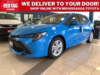 New 2021 Toyota Corolla HATCHBACK CVT SE|APX 00 for sale in Mississauga, ON