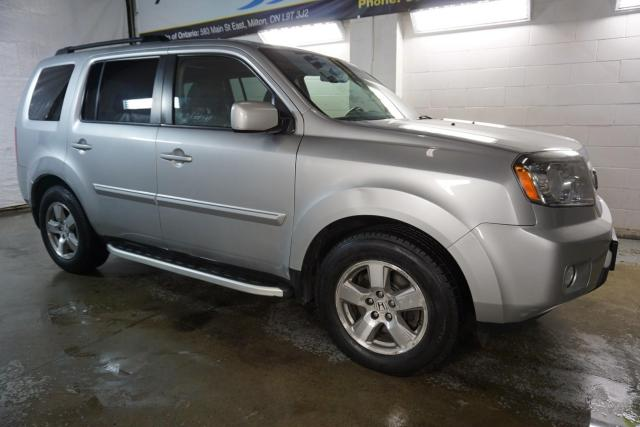 2011 Honda Pilot EX-L 4WD DVD CAMERA CERTIFIED 2YR WARRANTY *ACCIDENT FREE* SUNROOF HEATED LEATHER ALLOYS