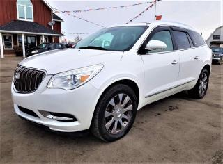 Used 2016 Buick Enclave Premium AWD Leather No Accidents for sale in Dunnville, ON