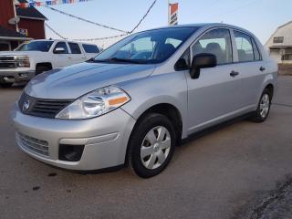 Used 2011 Nissan Versa 1.6 BASE SEDAN for sale in Dunnville, ON