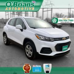 Used 2019 Chevrolet Trax LS - Accident Free! w/Mfg Warranty for sale in Saskatoon, SK