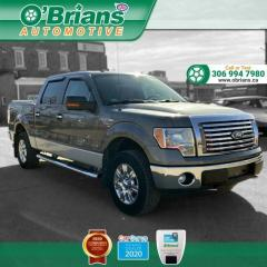 Used 2011 Ford F-150 XLT/XTR package w/4x4, Cruise, Air Conditioning for sale in Saskatoon, SK