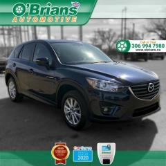 Used 2016 Mazda CX-5 GS w/Backup Camera, Heated Seats, Cruise, Air Conditioning for sale in Saskatoon, SK