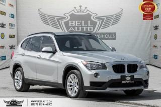 Used 2015 BMW X1 xDrive28i, AWD, NAVI, PANO ROOF, SENSORS, BLUETOOTH for sale in Toronto, ON