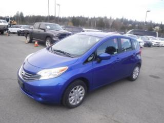 Used 2015 Nissan Versa Note SV for sale in Burnaby, BC