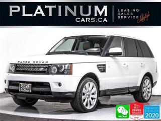 Used 2013 Land Rover Range Rover Sport HSE LUX, NAV, PANO, CAM, HEATED, KEYLESS for sale in Toronto, ON