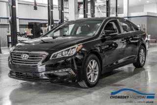 Used 2017 Hyundai Sonata GLS+TOIT+VOLANT/SIEGES CHAUFFANTS+CAMERA DE RECUL for sale in Laval, QC