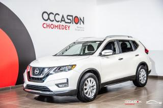 Used 2017 Nissan Rogue SV+SIEGES CHAUFFANTS+CAMERA DE RECUL for sale in Laval, QC