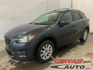 Used 2016 Mazda CX-5 GX 2.5 AWD Mags GPS A/C Bluetooth *Traction intégrale* for sale in Trois-Rivières, QC