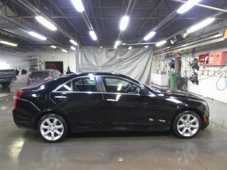Used 2015 Cadillac ATS TI MAIN LIBRE*CUIR*BAS KILOMÉTRAGE for sale in Lévis, QC