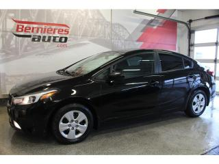 Used 2017 Kia Forte LX Plus for sale in Lévis, QC