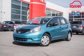 Used 2012 Honda Fit GARANTIE LALLIER 10ANS/200,000 KILOMETRES INCLUSE* LE PLUS BEAU CHOIX DE FIT USAGEES AU QUEBEC for sale in Terrebonne, QC