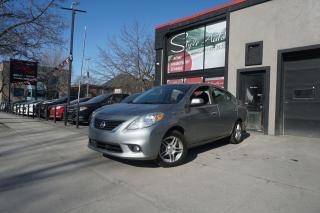 Used 2014 Nissan Versa SL AUTOMATIQUE BLUETOOTH for sale in Laval, QC
