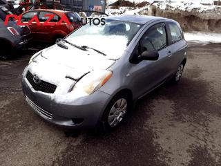 Used 2008 Toyota Yaris 3dr HB Auto CE for sale in Beauport, QC