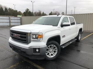 Used 2015 GMC Sierra 1500 SLE KODIAK CREW Z71 4WD for sale in Cayuga, ON