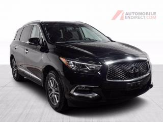 Used 2018 Infiniti QX60 AWD CUIR TOIT MAGS for sale in St-Hubert, QC