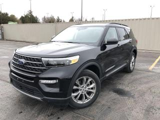 Used 2020 Ford Explorer XLT AWD for sale in Cayuga, ON