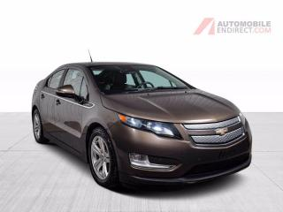 Used 2014 Chevrolet Volt Lt Hybride Cuir Mags for sale in St-Hubert, QC