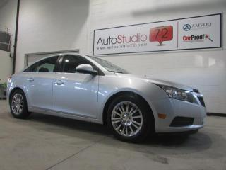 Used 2011 Chevrolet Cruze ECO AUTOMATIQUE **MAGS**A/C** for sale in Mirabel, QC