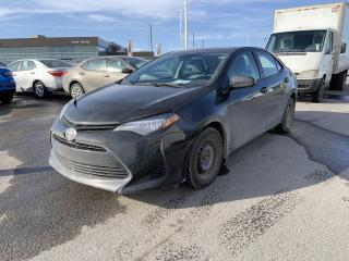 Used 2018 Toyota Corolla * CE * A/C * CAMERA DE RECUL * BLUETOOTH * for sale in Mirabel, QC
