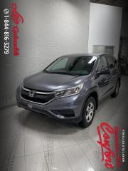 Used 2016 Honda CR-V LX Traction intégrale 5 portes for sale in Chicoutimi, QC