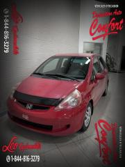 Used 2008 Honda Fit DX Hayon 5 portes, boîte manuelle for sale in Chicoutimi, QC