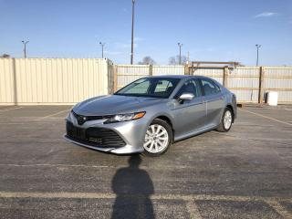 Used 2020 Toyota Camry LE for sale in Cayuga, ON