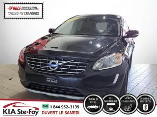 Used 2017 Volvo XC60 T5 PREMIUM* SIEGES CHAUFFANTS* TOIT OUVR for sale in Québec, QC
