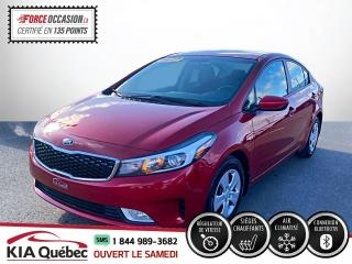 Used 2017 Kia Forte LX+ SIEGES CHAUFFANT *CRUISE *BLUETOOTH for sale in Québec, QC