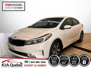 Used 2018 Kia Forte LX+ MAGS *SIEGES CHAUFFANT *CRUISE * for sale in Québec, QC