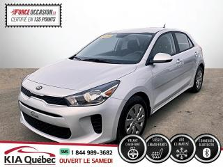 Used 2020 Kia Rio LX+*  5 PORTES* AT* SIEGES CHAUFFANTS* for sale in Québec, QC