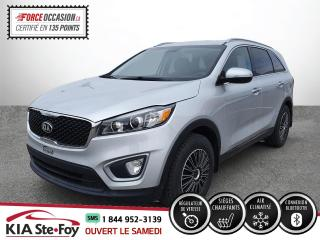 Used 2016 Kia Sorento LX* SIEGES CHAUFFANTS* BLUETOOTH* UN PRO for sale in Québec, QC