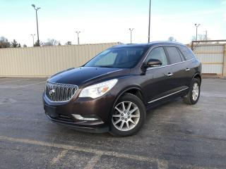 Used 2017 Buick Enclave AWD for sale in Cayuga, ON