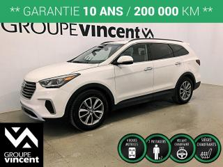 Used 2019 Hyundai Santa Fe XL PREFERRED AWD 7 PASSAGERS ** GARANTIE 10 ANS ** VUS à quatre roues motrices, 7 passagers! for sale in Shawinigan, QC