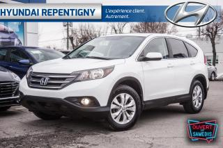 Used 2012 Honda CR-V AWD EX**TOIT OUVRANT, BLUETOOTH, CAMÉRA** for sale in Repentigny, QC