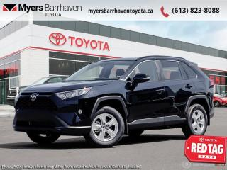 New 2021 Toyota RAV4 XLE  - Sunroof - $219 B/W for sale in Ottawa, ON