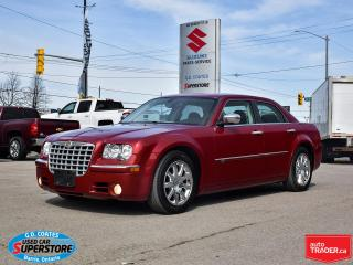 Used 2010 Chrysler 300 C ~HEMI ~Heated Leather ~Power Moonroof ~LOW KM! for sale in Barrie, ON