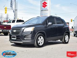 Used 2015 Chevrolet Trax LT AWD ~Backup Cam ~Bluetooth ~Power Seat ~Alloys for sale in Barrie, ON