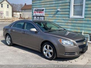 Used 2011 Chevrolet Malibu LT LT for sale in Whitby, ON