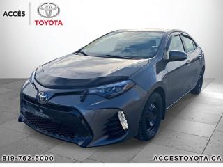 Used 2017 Toyota Corolla XSE for sale in Rouyn-Noranda, QC