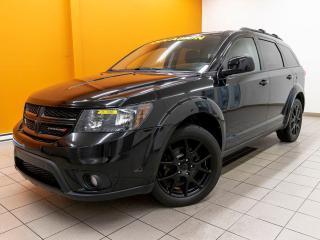 Used 2016 Dodge Journey SXT LIMITED ÉCRAN 8.4 HITCH *SIÈGES CHAUFFANTS* for sale in Mirabel, QC