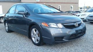 Used 2010 Honda Civic 4dr Auto LX-S for sale in Windsor, ON