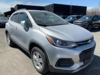 Used 2018 Chevrolet Trax LT AWD A/C Mags Caméra Bluetooth for sale in Île-Perrot, QC