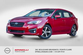 Used 2017 Subaru Impreza Sport-tech SPORT-TECH / AWD / NAVIGATION /  CAMERA DE RECUL / CUIR for sale in Montréal, QC