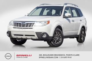 Used 2012 Subaru Forester 2.5i X LIMITED AWD / BLUETOOTH / SIEGES CHAUFFANTS for sale in Montréal, QC