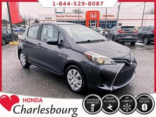 Used 2015 Toyota Yaris LE AUTOMATIQUE **BLUETOOTH** for sale in Charlesbourg, QC
