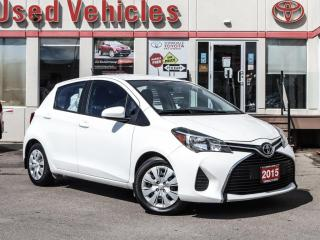 Used 2015 Toyota Yaris LE YES WE ARE OPEN! for sale in North York, ON